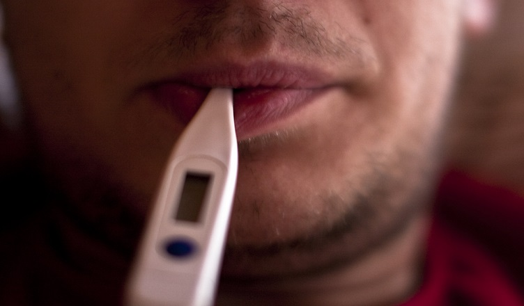thermometer, fever